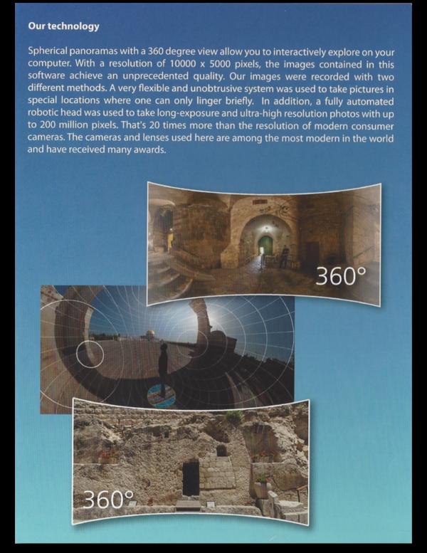 Virtual Tour to the Temple (DVD)
